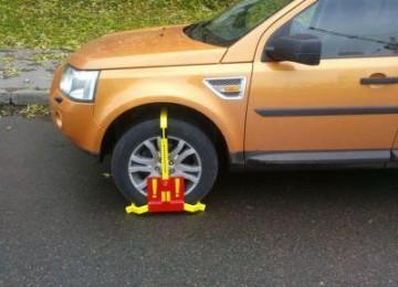 Эффективные противоугонные устройства — блокираторы на колеса автомобилей: обзор видов и особенности конструкций