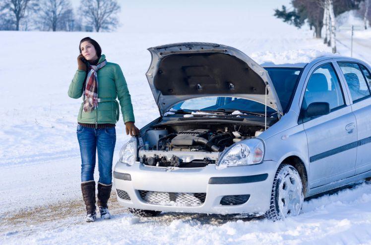 холодный пуск двигателя