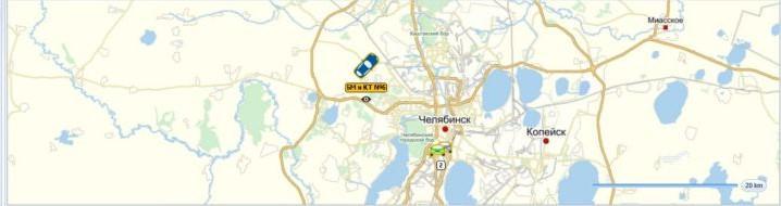 Спутниковое слежение за автомобилем